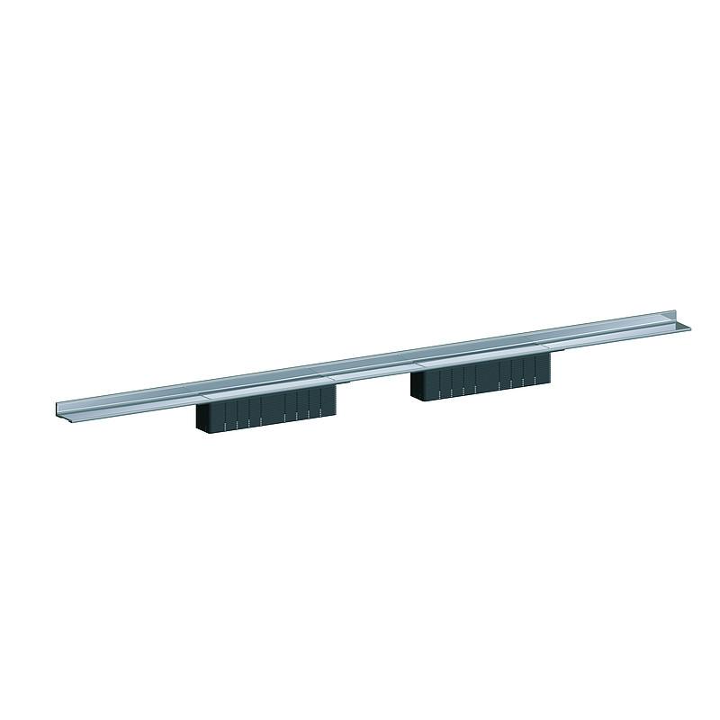 dallmer duschrinne cerawall s duo edelstahl poliert 1600 mm schaco ag. Black Bedroom Furniture Sets. Home Design Ideas