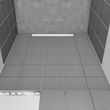 bodentiefe dusche ohne glas ihre wohnideen. Black Bedroom Furniture Sets. Home Design Ideas