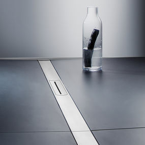 duschrinnen schaco ag. Black Bedroom Furniture Sets. Home Design Ideas