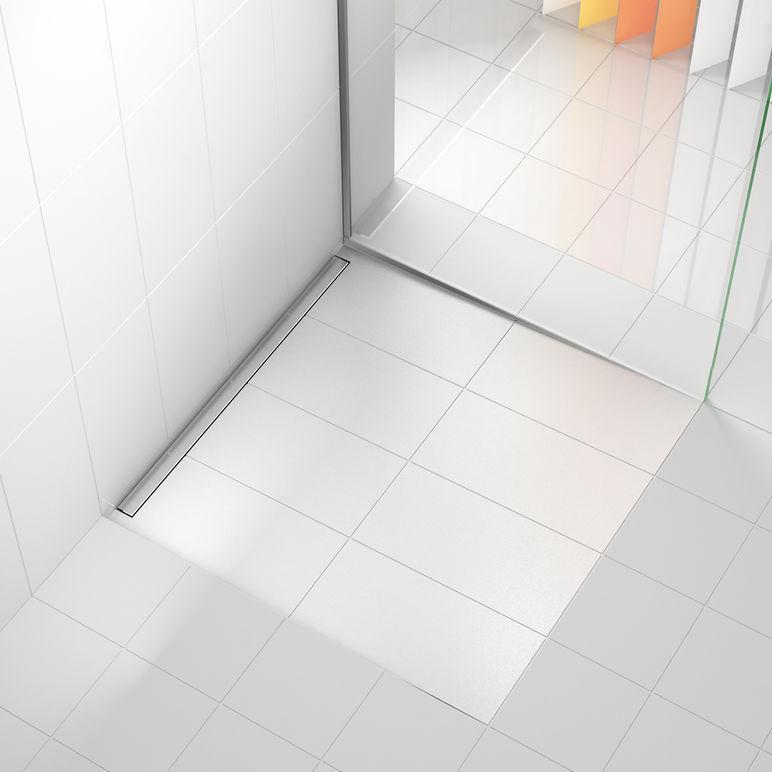 Duschen Perfekt duschen / bodenentwässerung - schaco ag