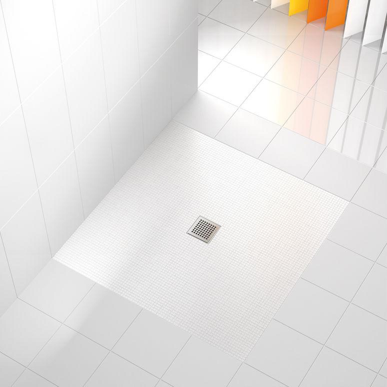 Geflieste duschen - Zimmerpflanze fur badezimmer ...